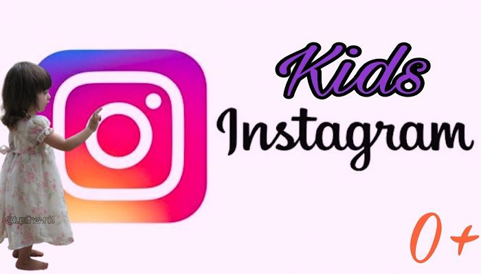 Instagram for children