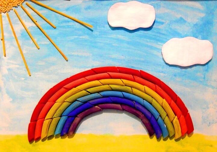 Mokoron rainbow