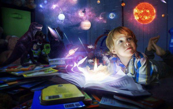 Детские фантазии. Фото 5psy.ru