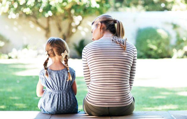 Разговор с ребенком. Фото cpm-devita.ru