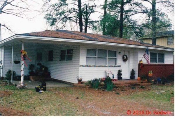 Дом Тары Гринстед, где она исчезла