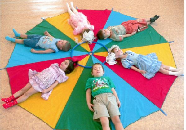 Групповая медитация детей
