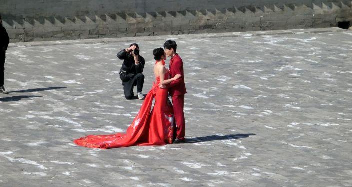 Свадьба. Фото lenta.ru