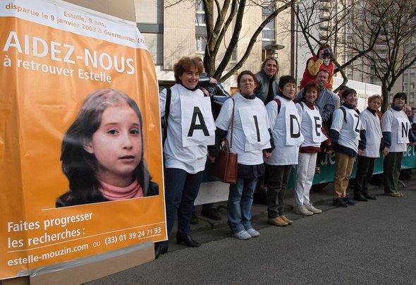 Поиски Эстель Музан. Фото Фото: Jean Ayissi / AFP