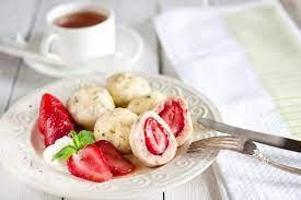 Curd dumplings