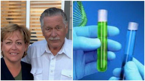 Минди и отец тест ДНК