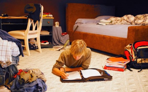 Комната подростка. Фото sibmama.ru