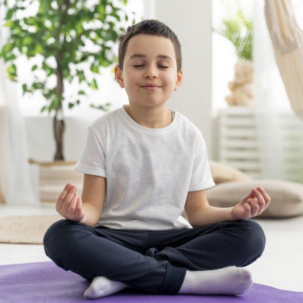Медитация ребенка