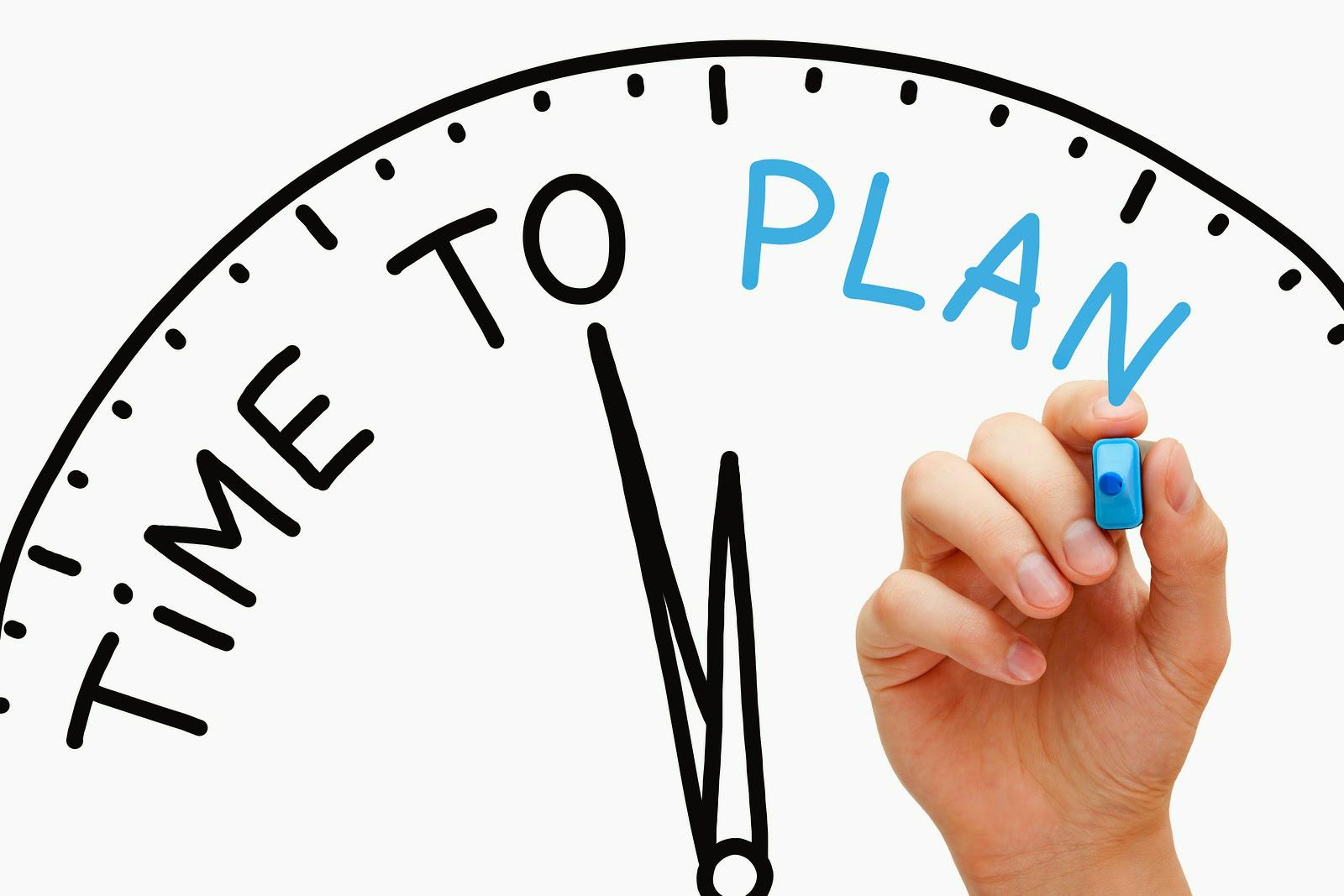 Plan time