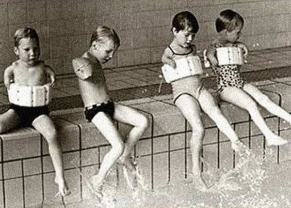 Дети с фокомелией
