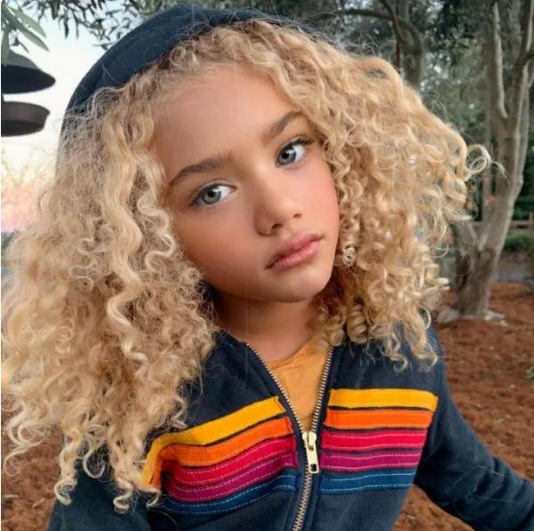 Самые красивые дети-модели 2020 года: почти половина русских (25 фото)
