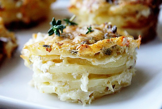 The most delicious potatoes