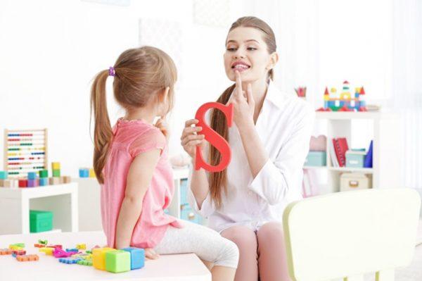 учить ребенка говорить