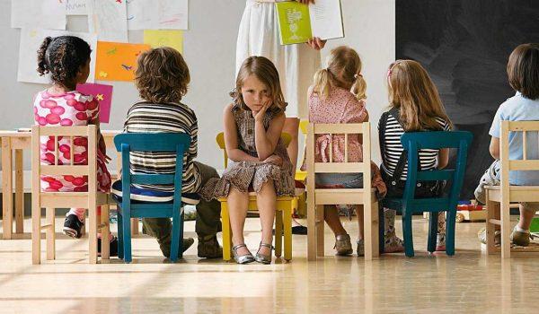 Адаптация к детскому саду. Фото