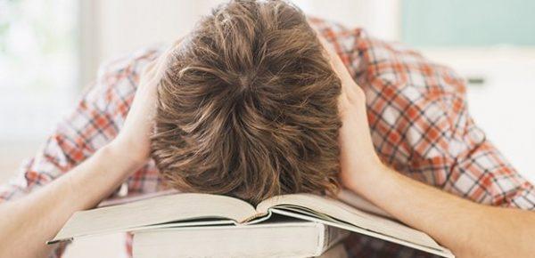 Подросток не хочет учиться,