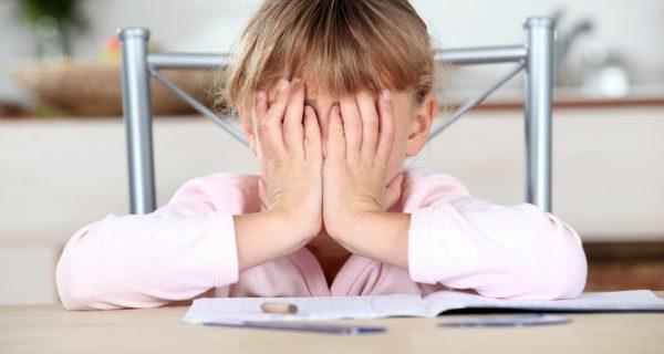 стресс у ребенка