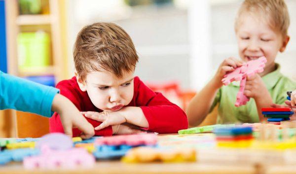 Проблемы в детском саду. Фото kidpassage.com