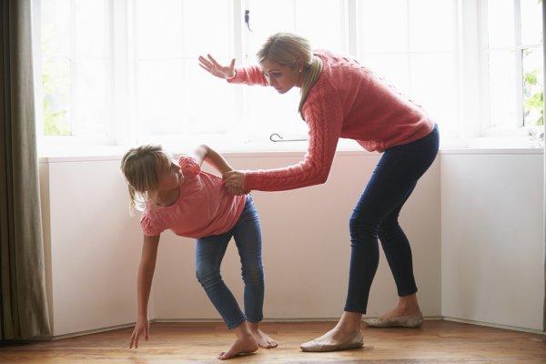 гнев направленный на ребенка