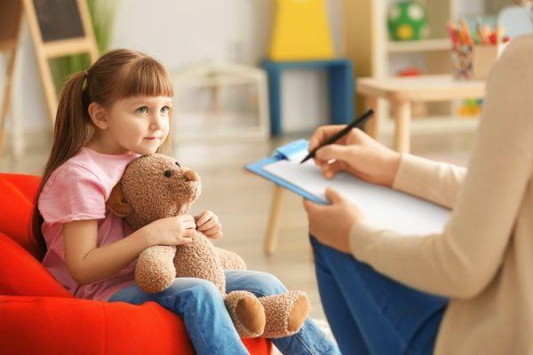 ребенок у психиатра