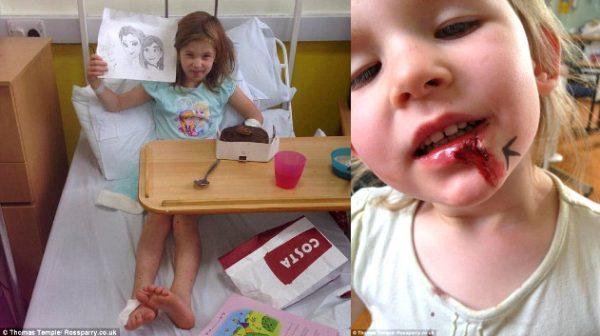 Оливия Фансворт в больнице. Фото из открытого доступа