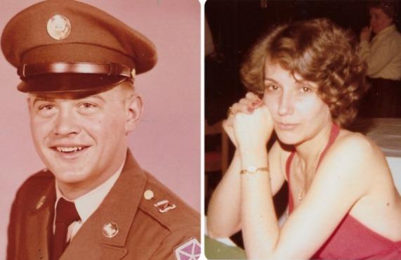 Дэнни и Карен в 1970-е