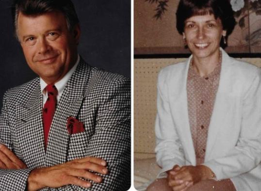 Дэнни и Карен в 1990-е