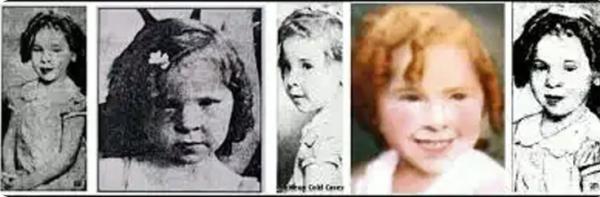 Все детские фото Мардж Уэст