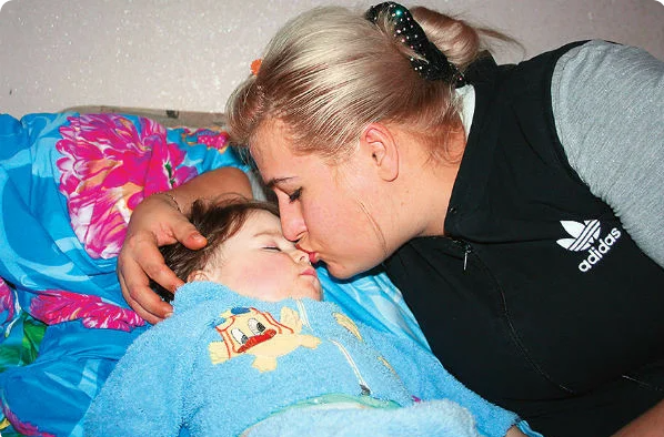 Нина Дмитрушкова и Ева. Фото из открытого доступа