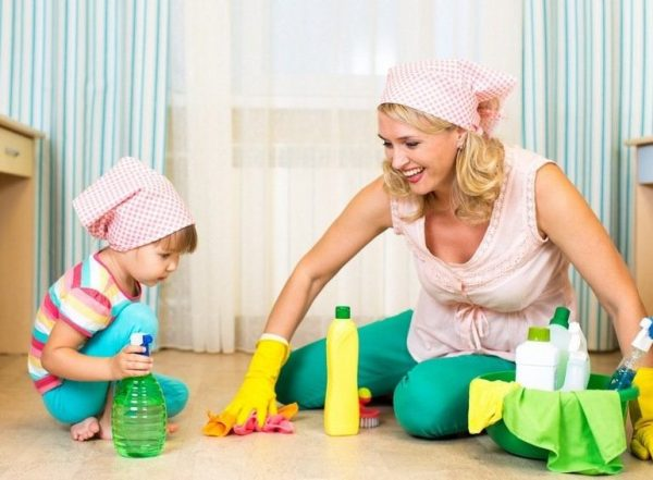 Premier Style - салон красоты премиум-класса Как приучить детей к порядку
