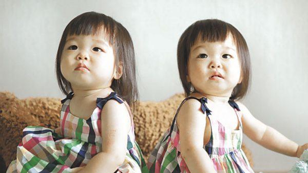 Сестрички из Японии