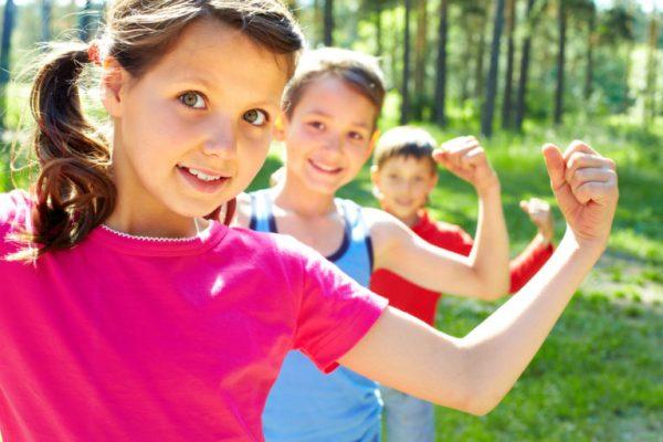 физическая активность дети