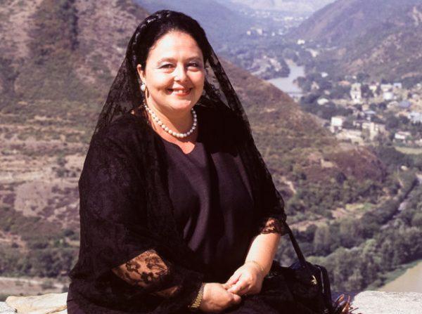 Мария Владимировна,