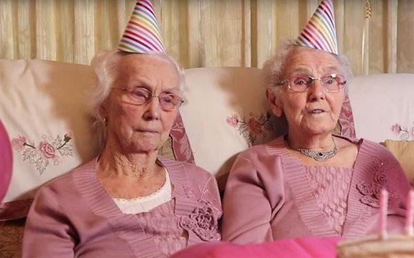 Долгожители из Англии