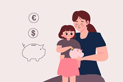 выплаты неполным семьям