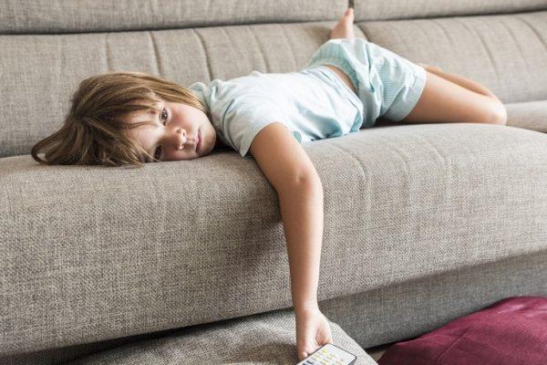Лень у детей - причины. Фото megaboo.ru