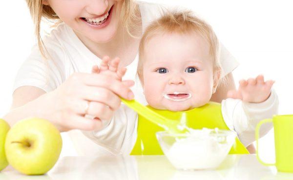 Прикорм и ребенок