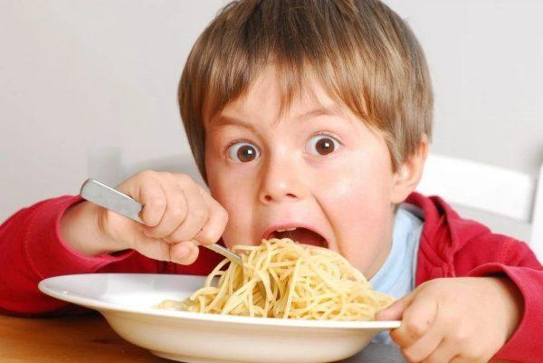 повышенный аппетит у ребенка