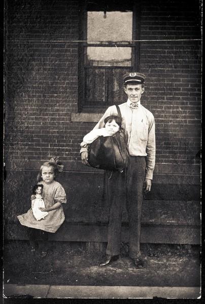 детская почта США
