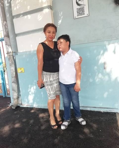 мама и дамир