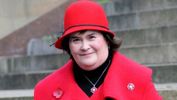Сьюзан Бойл – певица из Шотландии
