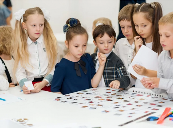 Ученики школы «Алгоритм»