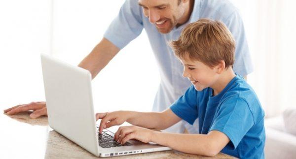 Купить ребенку компьютер