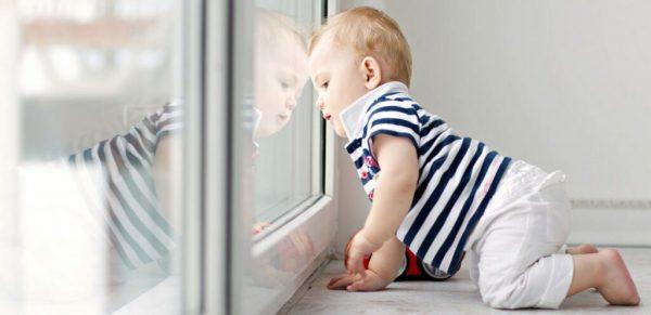 пластиковые окна и ребенок