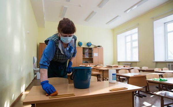 В Ульяновской области более 230 классов перешли на дистанционное обучение из-за COVID-19 и ОРВИ