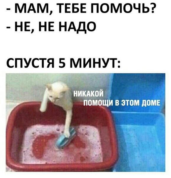 """""""Звоню маме, чтоб спросить, где взять красную воду для борща"""", - самые убойные и смешные посты о мамах"""