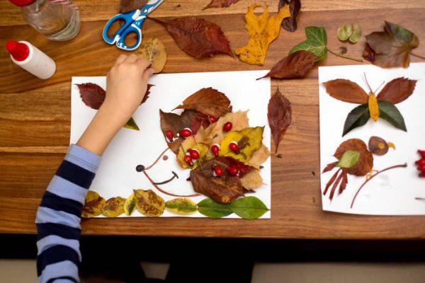 30 оригинальных осенних поделок в школу и детский сад - лучшие идеи с пошаговыми фото