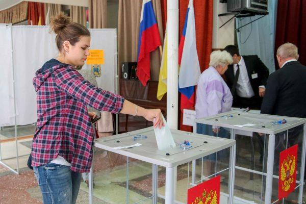 Стало известно, будут ли работать школы в первый день голосования на выборах в Госдуму