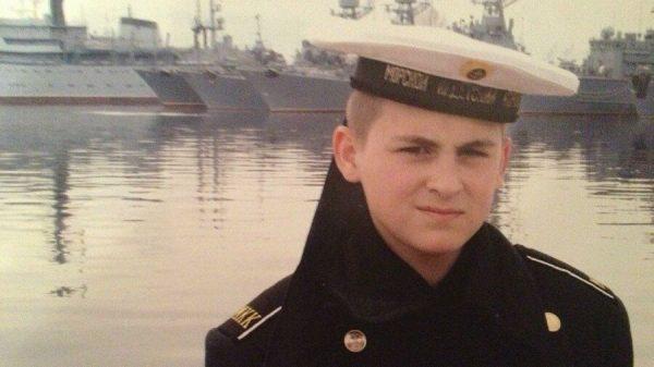 Иван Мишуков в мореходке. Фото РИА