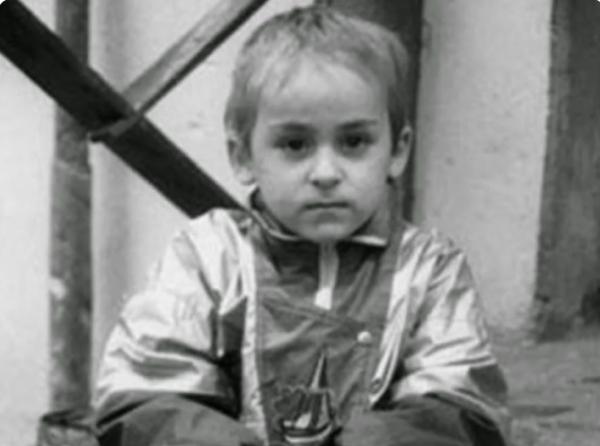 Ваня Мишуков, когда его поймали. Фото РИА